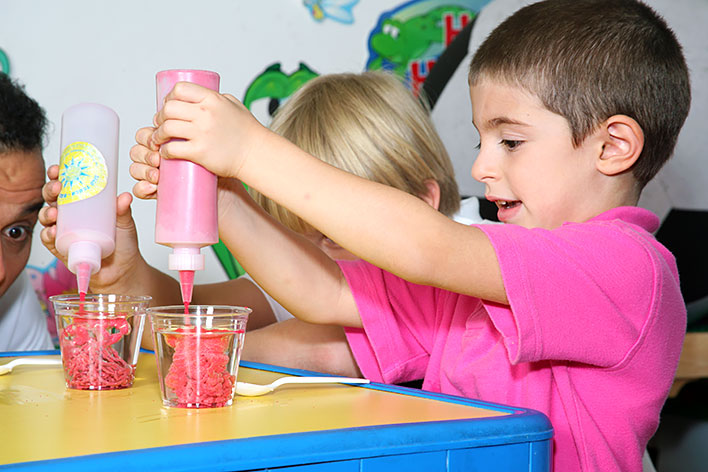Science Made Fun Handson Science Experiences For Children - Children's birthday experiences